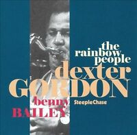 DEXTER GORDON - THE RAINBOW PEOPLE USED - VERY GOOD CD