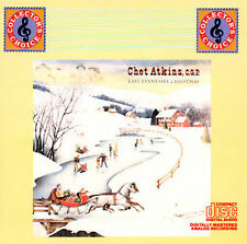 Atkins, Chet : East Tennessee Christmas CD