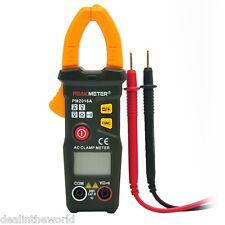 PEAKMETER PM2016A Digital Clamp Meter Multimeter AC / DC Voltage Resistance