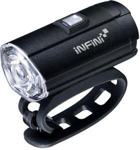 Infini Tron 300 USB Front Light - Black / Bicycle Light