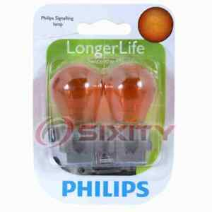 Philips Rear Turn Signal Light Bulb for Isuzu Ascender 2003-2008 Electrical qx