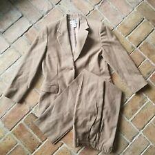 Pendleton Womens Pants Suit 100% Virgin Wool Jacket Blazer & Slacks Vtg 80's