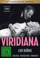 Viridiana  (Luis Bunuel, Goldende Palme Cannes 1961) DVD NEU + OVP!