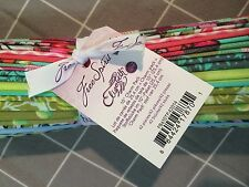 Free Spirit Elizabeth Tula Pink Layer Cake 10-inch Charm Pack Design Roll Fabric