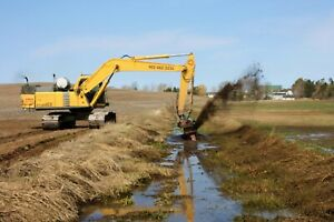 Ditch Doctor ditch maintenance system