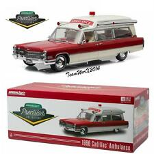Precision Collection PC-18003 - 1966 Cadillac Ambulance Diecast Car 1:18 NEW!