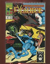 Excalibur 37(9.4)(Nm)Chris Claremont-Alan Davis-Marvel(b069)