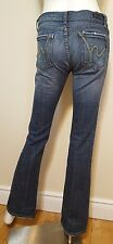 Citizens of Humanity Size 25 Stretch Kelly #85 Low Waist Boot Cut Jeans 28X32