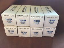 Centralab PA-1009 3 POL-11 POS Non-Shorting Phenolic (lot of 8)