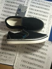 New Crocs Hover Canvas Slip On Mens 4- Womens 6, Black