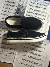 New Crocs Hover Canvas Slip On Mens 4- Womens 6, Black