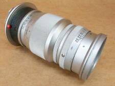 Leitz Leica 90mm 1:4 Elmar Lens E42 M mount 1959