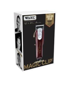 Wahl 5 Star Series 8148 Cordless Magic Clip for Professional Fade Clipper
