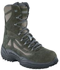 Brand New Reebok RB8990 Men's Sage Green Rapid Response RB Combat Boots