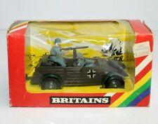 Britains German Scout Car Voiture Blindee VW Kubelwagen 9783