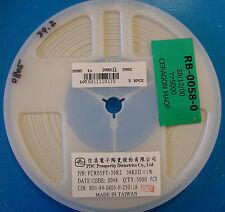 PDC 0805 Resistor 39.2 Ohm Reel 1% FCR05FT-39R2, 5000pcs