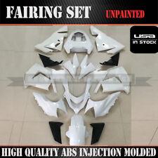 Injection Fairing Kit For Kawasaki Ninja ZX10R 2004 2005 Unpainted Bodywork Set