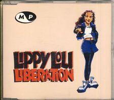 LIPPY LOLI - liberation  4 trk MAXI CD