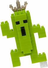 SQUARE ENIX Final Fantasy XIV Nanoblock Sabotender Cactuar From Japan