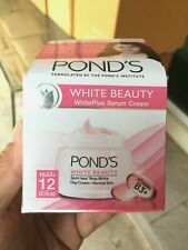 Pond's White Beauty Day Cream Spotless Rosy Whitening Normal Skin Serum 50 g.