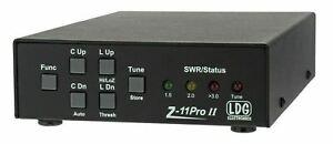 LDG Z-11ProII 100-Watt Automatic Antenna Tuner Ham/CB Authorized LDG Dealer