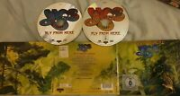 YES Fly From Here CD/DVD Europe Frontier 2011 11 Track CD Inc Dvd In Foldout
