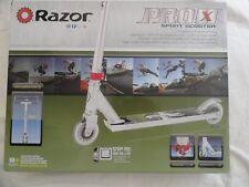 Razor Pro X Scooter New Razor Pro  X Sport Scooter