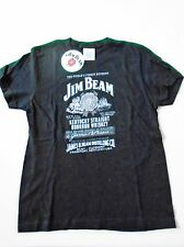 Jim Beam / Official T-shirt - made in USA / size small / New...  short sleeves