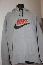 Men's Nike Safari Fleece Pullover Hoodie Long Sleeve Sweatshirt Size XL NWT