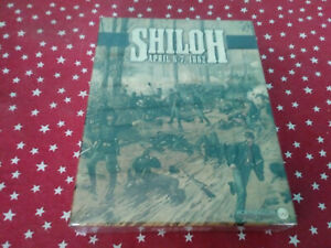 Worthington Games Shiloh: 1862 Civil War Game Factory Shrink Wrapped Copy