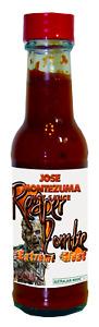 ReaperZombie  Chilli HOT Sauce (Extremely Hot) 150ML Serious HEAT Carolina