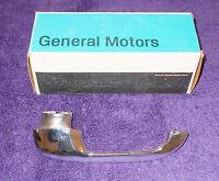 1956 1957 1958 1959 1960 1961 1962 Chevrolet Corvette NOS RH OUTSIDE DOOR HANDLE