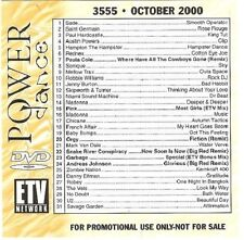 ETV Power Dance - October 2000 4 Hr