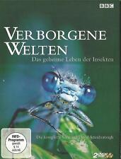 Verborgene Welten - Das geheime Leben der Insekten (DVD) - Neu & OVP