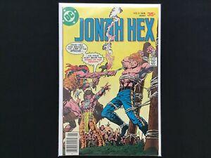 JONAH HEX #8 Lot of 1 DC Comic Book - High Grade - BV $40!