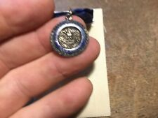 Vintage Sterling DAR Medallion, Excellence In History DAR Award