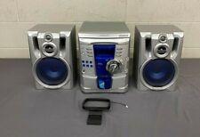 New listing Kenwood Xd-A55 Am/Fm Stereo 3-Cd Dual Cassette Mini Hi-Fi Component System Look