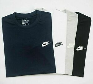 Mens T Shirts Nike Tops Short Sleeve Crew Tees S M L XL XXL-BIG SALE