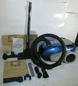 Prolux Tritan Blue HEPA Canister Vacuum Cleaner VCB46A14A