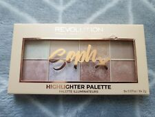 Makeup Revolution Soph X Highlighter Palette New Boxed Next Day Delivery