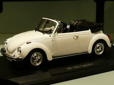 1/18 Norev VW 1303 Cabrio 1972 weiß 188524