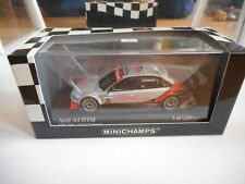 Minichamps Audi A4 DTM 2006 Team Midland O. Tielemans in Grey on 1:43 in Box