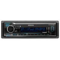 Kenwood KMM-BT322U In Dash MP3/USB/AM/FM irius XM Digital Media Receiver Player