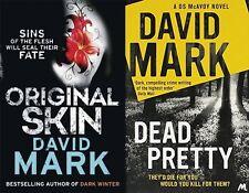 DAVID MARK __ 2 BOOK SET __ BRAND NEW __ FREEPOST UK