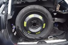 PEUGEOT 2008 16 INCH SPACESAVER SPARE WHEEL WITH CONTINENTAL TYRE