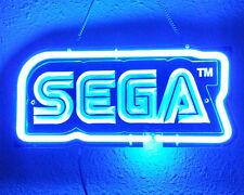 "Sb177 Sega Tv Game Store shop Display Neon Light 3d Acrylic Sign New 11.5""x5.25"""