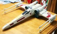 "HASBRO STAR WARS GIANT X-WING FIGHTER SHIP W/R2D2 PILOT-29"" LONG"