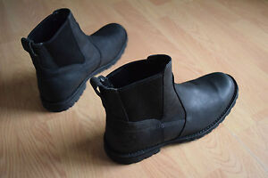 Timberland Barentsburg Chelsea Boots  44,5  Stiefel 84588 larchment stormbuck