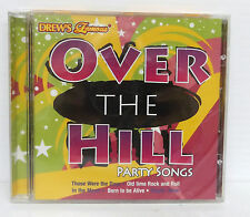 Over the Hill Party Songs CD -Stayin Alive-Those Were the Days Drew's Famous New
