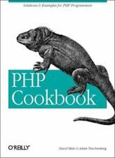 PHP Cookbook By David Sklar, Adam Trachtenberg